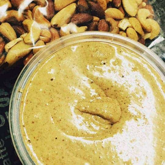 Vince Russell's Nut Butter Mills create a delicious range of wholenut butters.