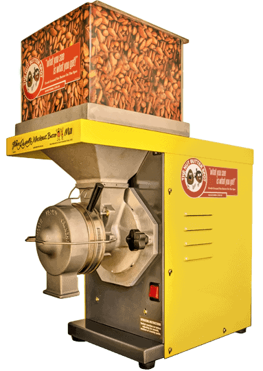 The Vince Russell Wholenut Butter Mill
